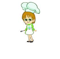 logo blog ailatan en la cocina. Um projeto de Design e Ilustração de Mariano Isidro         - 23.04.2013