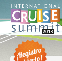 International Cruise Summit 2013. A Design project by Sergio Martos Sánchez - Apr 25 2013 10:20 AM