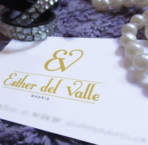 Esther del Valle. A Design project by Gunillo         - 04.05.2013