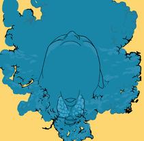Portadas . Un proyecto de Ilustración de AndreA Lucio - 09-05-2013