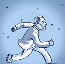 42.195 años. Un proyecto de Ilustración de AndreA Lucio - 09-05-2013