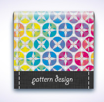 Pattern Design: Pai Pai. A Illustration, and Design project by Iván Villarrubia - May 25 2013 04:05 PM