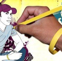 Ilustraciones. A Design&Illustration project by Juan Guillermo Rodríguez Reyes         - 08.06.2013