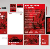 Bocho Cars. A Design, Br, ing, Identit, and Graphic Design project by Marco Garcia - Jun 23 2013 12:00 AM