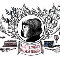 Los Temores. A Design&Illustration project by Cristina Daura - 25-06-2013
