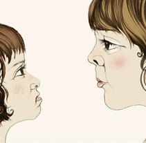 """LETRAS MAYORES"". A Design&Illustration project by Cecilia Sánchez         - 27.06.2013"