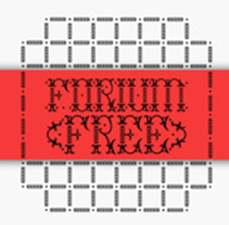 FORIUM (free font). Un proyecto de Diseño e Ilustración de JuanJo Rivas - 07-07-2013