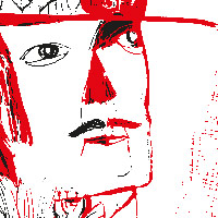 Serie TANGO. Un proyecto de Diseño e Ilustración de MAYGA  - 08-07-2013