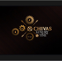 App Chivas Regal. A Design, Illustration, and UI / UX project by Ernesto_Kofla  - 09-07-2013