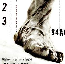 The Cube. Un proyecto de UI / UX, Publicidad, Cine, vídeo y televisión de Silvia  Durán Pérez - Sábado, 13 de julio de 2013 05:10:14 +0200
