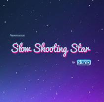Slow Shooting Star. Un proyecto de Diseño, Ilustración y Publicidad de Adriana Castillo García         - 19.09.2013