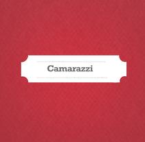 Camarazzi. Un proyecto de UI / UX de Adriana Castillo García         - 23.09.2013