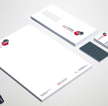 Identidad corporativa Rehabitec. A Design project by Mireia  Llobera Escorsa - Aug 01 2013 12:39 PM