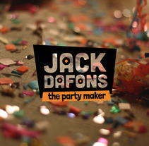 Jack Dafons | The Party Maker. A Design, Photograph, and Software Development project by Nora Ferreirós - Sep 03 2013 07:52 PM