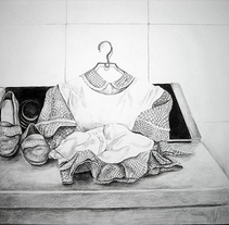 Dibujo Carboncillo. A Illustration project by Silvia Ospina Amaya         - 09.09.2013
