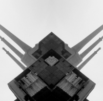 Imaginary Futuristic Structures. A Photograph project by David Imbernon         - 22.09.2013
