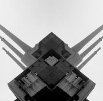 Imaginary Futuristic Structures. Um projeto de Fotografia de David Imbernon - 22-09-2013