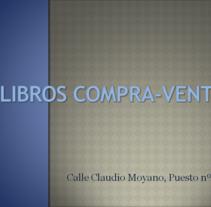 Publicidad para venta de libros. Um projeto de Design e Publicidade de Lucía Butragueño Díaz-Guerra         - 25.09.2013