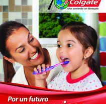 Colgate 70 Años. A  project by Juan Pablo Rabascall Cortizzos         - 04.10.2013