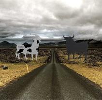Una pareja para cada uno. A Advertising project by Lourdes Muñoz         - 05.04.2012