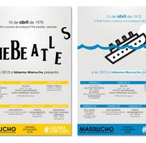Abril en la Taberna Marrucho. Un proyecto de Diseño e Ilustración de Enrique  Pereira Vázquez - Miércoles, 09 de octubre de 2013 19:24:38 +0200