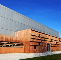 Polideportivo Coto-Ceares-Viesques. Un proyecto de Diseño, Instalaciones, Arquitectura, Arquitectura interior y Diseño de interiores de Jesús Sotelo Fernández - 12-10-2009