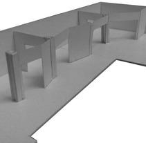 Oficinas Greek. Un proyecto de Instalaciones de Noelia Ramon         - 23.10.2013