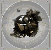 MADE IN 5 HOURS. Um projeto de Design, Ilustração, Publicidade e 3D de Alberto Luque - 26-10-2013