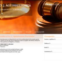 Procurador Durango. Un proyecto de Desarrollo de software de Jose Lorenzo Espeso         - 31.10.2013