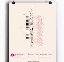 Manuel Veiga en concierto. Un proyecto de Diseño de Enrique  Pereira Vázquez - Jueves, 31 de octubre de 2013 19:18:30 +0100
