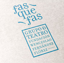 Fas-Que-Fas. A Design project by Javier Gutiérrez - 04-11-2013