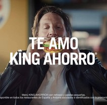 Burger King spot. A Design, Installations, Film, Video, and TV project by Mar Falcón         - 05.11.2013