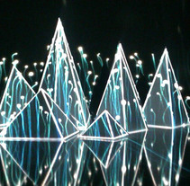 ICEBERG // Video Mapping. A Music, Audio, Motion Graphics&Installations project by Tony Raya  - Jan 23 2014 12:00 AM
