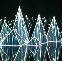 ICEBERG // Video Mapping. Un proyecto de Motion Graphics, Instalaciones, Música y Audio de Tony Raya  - Jueves, 23 de enero de 2014 00:00:00 +0100