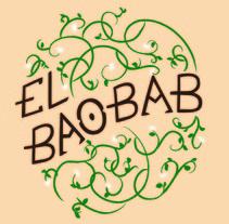 El baobab. Un proyecto de Diseño, Ilustración y Publicidad de Patricia Crego del Val - 19-10-2013