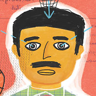 Prensa. A Illustration project by Júlia  Solans - Nov 11 2013 09:57 PM