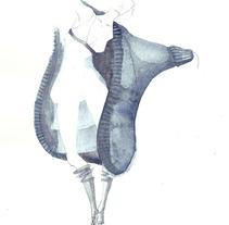 Ilustración de Moda. Un proyecto de Diseño, Ilustración, Diseño de vestuario y Moda de Marta Serrano Sánchez - 12-11-2011