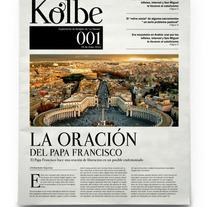 Kolbe. Un proyecto de Diseño de Marta Sisón Barrero - 20-11-2013