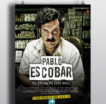 Pablo Escobar. Un proyecto de Publicidad de Marta Sisón Barrero - 19-04-2013