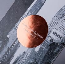 Invitación Despacho Abogados Gómez-Acebo & Pombo. Un proyecto de Publicidad y Diseño de Omán Impresores  - Jueves, 21 de noviembre de 2013 00:00:00 +0100