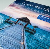 Latitudes Especial Maldivas. Um projeto de Design de Alejandro Gutiérrez García         - 22.11.2013