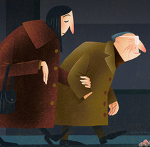 Ensayos 2014. A Illustration, and Character Design project by Alex Dukal         - 27.01.2014