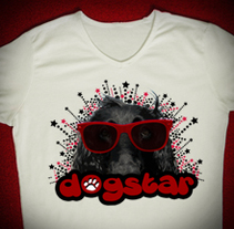 Dog Star. Un proyecto de Diseño, Ilustración y Fotografía de Bárbara Sanz González         - 02.07.2014