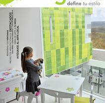 Diseño Editorial - Portada de revista. Um projeto de Design e Fotografia de Laura Román         - 27.11.2010