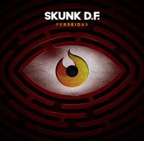 """Skunk D.F clip """"Y si pudieras verme ahora"""". Un proyecto de Ilustración, Música, Audio, Cine, vídeo y televisión de Chiko  KF - Viernes, 01 de noviembre de 2013 00:00:00 +0100"""