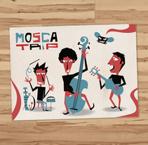 Mosca Trip. A Design, Illustration, and Advertising project by Rafa Garcia  - Apr 22 2010 12:00 AM