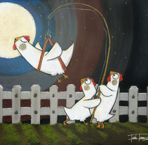 ¡¡Cómo que no puedo!!. Un proyecto de Ilustración de Iván Torres         - 03.12.2013