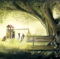 Soledad. Un proyecto de Ilustración de Iván Torres         - 03.12.2013