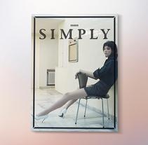 SIMPLY THE MAG ISSUE#2. Un proyecto de Diseño de Pablo Abad - Lunes, 09 de diciembre de 2013 00:00:00 +0100