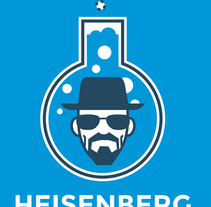 Heisenberg. A Illustration project by Juan Millán Bruno - 16-12-2013